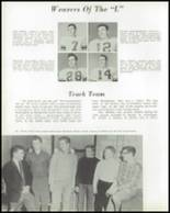 1961 Ligonier Valley High School Yearbook Page 82 & 83