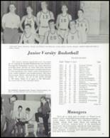 1961 Ligonier Valley High School Yearbook Page 84 & 85