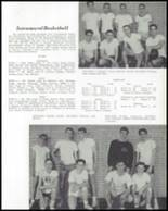 1961 Ligonier Valley High School Yearbook Page 86 & 87