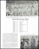 1961 Ligonier Valley High School Yearbook Page 110 & 111