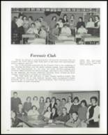 1961 Ligonier Valley High School Yearbook Page 112 & 113