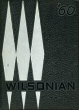 1960 Yearbook Wilson High School