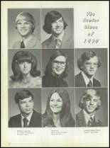 1974 Deer Creek High School Yearbook Page 20 & 21