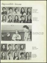 1974 Deer Creek High School Yearbook Page 24 & 25
