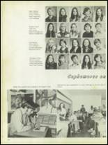 1974 Deer Creek High School Yearbook Page 26 & 27