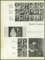 1974 Deer Creek High School Yearbook Page 30 & 31