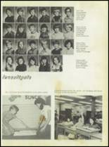 1974 Deer Creek High School Yearbook Page 38 & 39