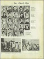 1974 Deer Creek High School Yearbook Page 42 & 43