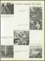 1974 Deer Creek High School Yearbook Page 44 & 45