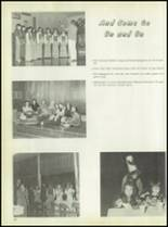 1974 Deer Creek High School Yearbook Page 46 & 47