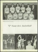 1974 Deer Creek High School Yearbook Page 50 & 51