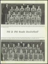 1974 Deer Creek High School Yearbook Page 52 & 53