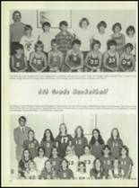 1974 Deer Creek High School Yearbook Page 54 & 55