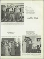 1974 Deer Creek High School Yearbook Page 56 & 57