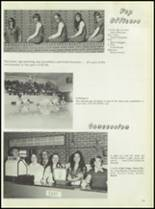 1974 Deer Creek High School Yearbook Page 58 & 59