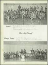 1974 Deer Creek High School Yearbook Page 62 & 63
