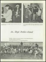 1974 Deer Creek High School Yearbook Page 64 & 65