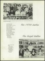 1974 Deer Creek High School Yearbook Page 66 & 67