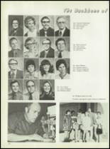 1974 Deer Creek High School Yearbook Page 74 & 75