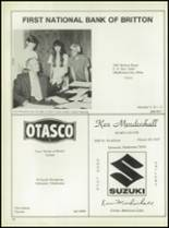 1974 Deer Creek High School Yearbook Page 78 & 79
