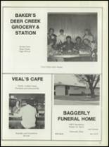 1974 Deer Creek High School Yearbook Page 82 & 83