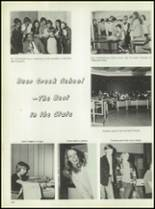 1974 Deer Creek High School Yearbook Page 90 & 91
