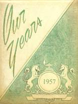 1957 Yearbook Earlville High School