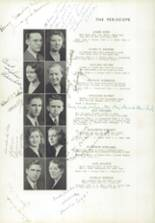 1932 Oakmont High School Yearbook Page 28 & 29