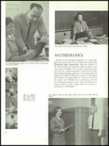 1962 Woodward High School Yearbook Page 32 & 33