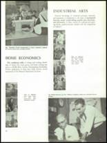 1962 Woodward High School Yearbook Page 38 & 39