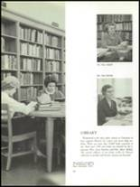1962 Woodward High School Yearbook Page 42 & 43