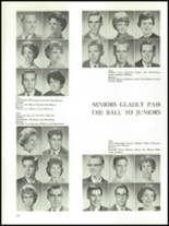1962 Woodward High School Yearbook Page 58 & 59