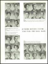 1962 Woodward High School Yearbook Page 62 & 63