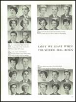 1962 Woodward High School Yearbook Page 66 & 67