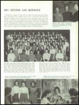 1962 Woodward High School Yearbook Page 100 & 101