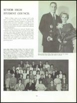 1962 Woodward High School Yearbook Page 104 & 105