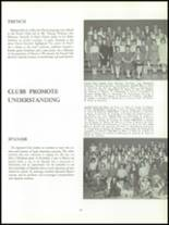 1962 Woodward High School Yearbook Page 106 & 107