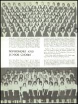 1962 Woodward High School Yearbook Page 116 & 117
