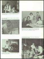 1962 Woodward High School Yearbook Page 124 & 125