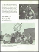 1962 Woodward High School Yearbook Page 126 & 127
