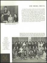 1962 Woodward High School Yearbook Page 148 & 149