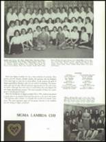 1962 Woodward High School Yearbook Page 152 & 153