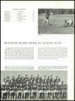 1962 Woodward High School Yearbook Page 168 & 169