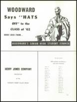 1962 Woodward High School Yearbook Page 212 & 213