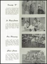 1951 Portland High School Yearbook Page 14 & 15