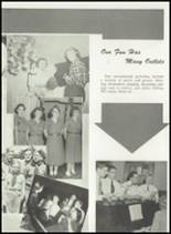 1951 Portland High School Yearbook Page 22 & 23