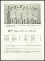 1951 Portland High School Yearbook Page 34 & 35