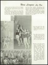 1951 Portland High School Yearbook Page 38 & 39