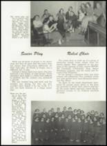 1951 Portland High School Yearbook Page 42 & 43