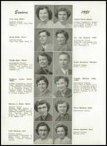 1951 Portland High School Yearbook Page 48 & 49